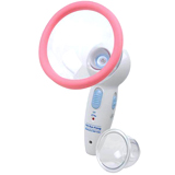 mini vibrating breast enhancer instrument