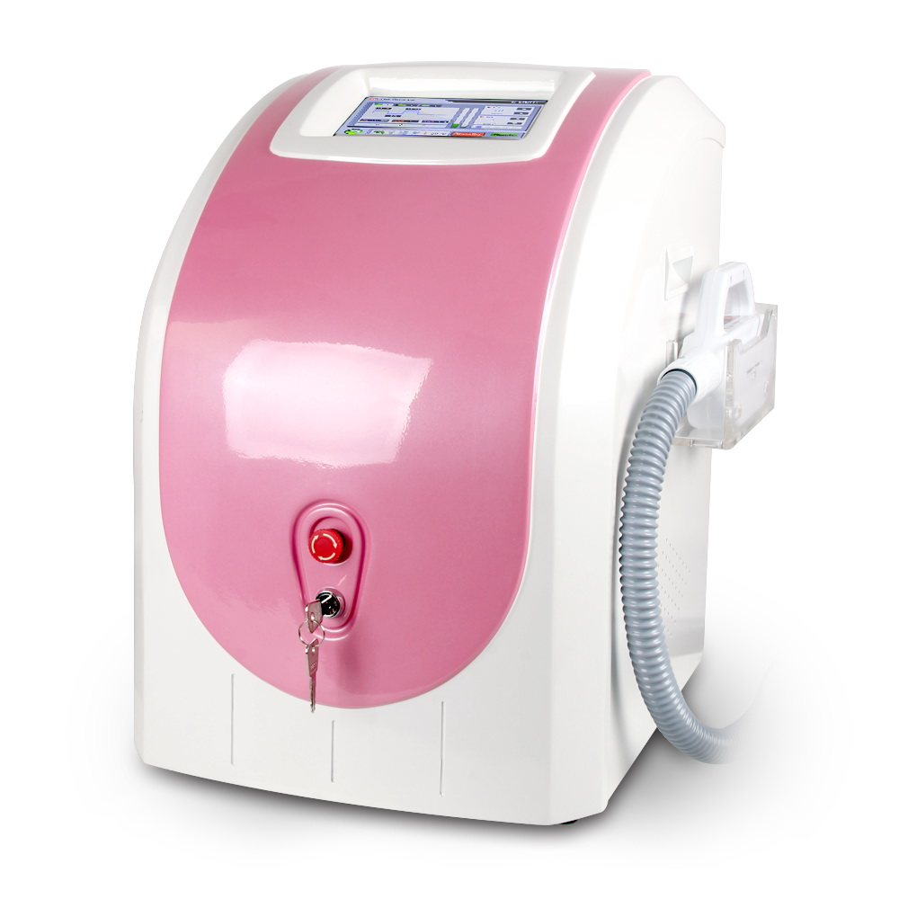 E 201 Buy Pink Cooling Ipl Hair Removal Machine Freckle