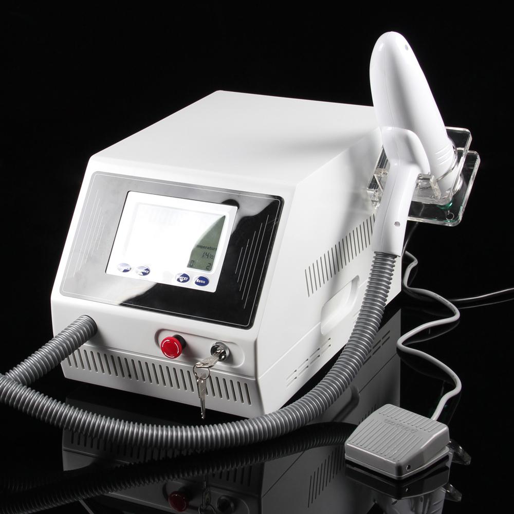 ... .Power 300W Q-Switch YAG Laser Tattoo Eyebrow Lipline Removal Machine