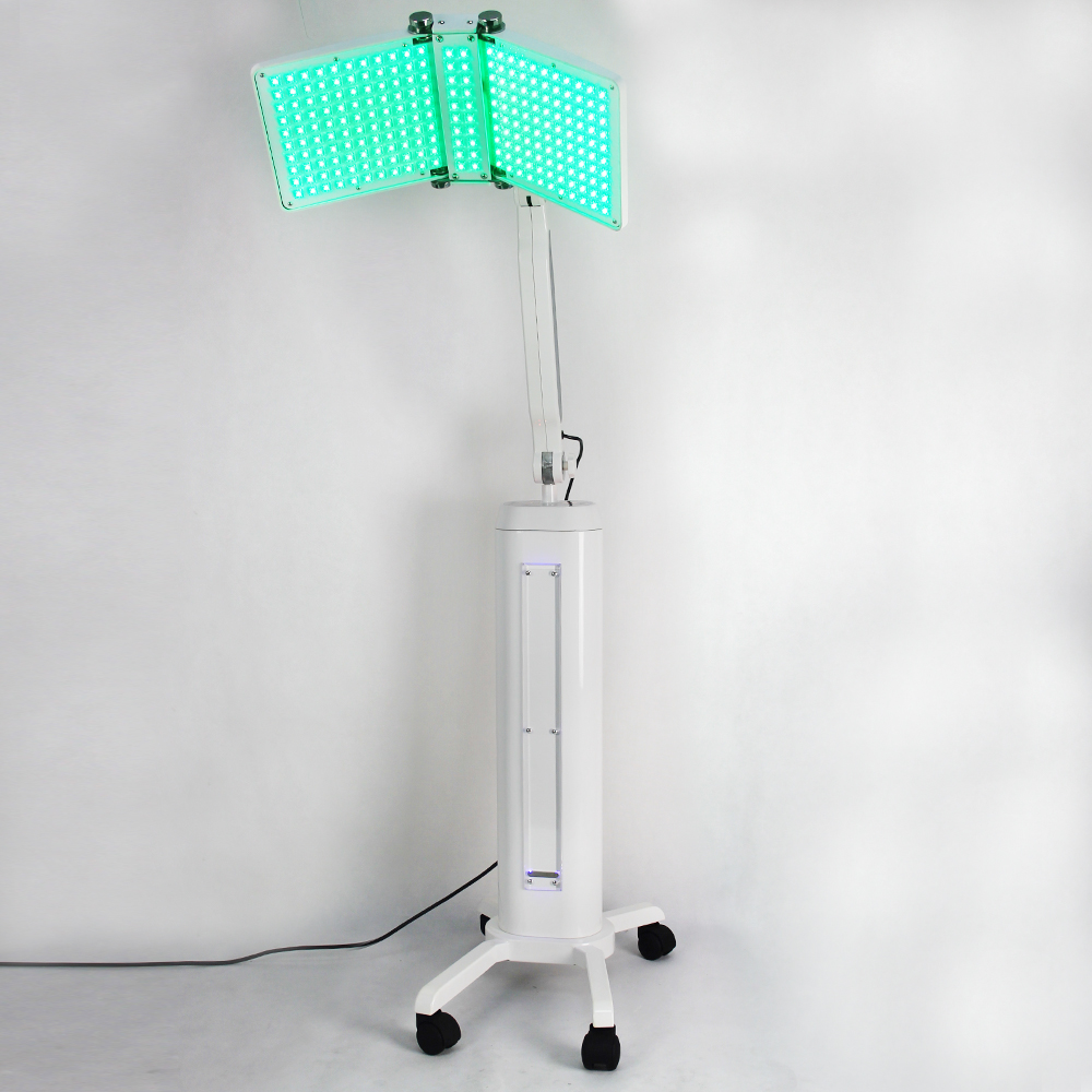 Floor Standing 7 Colors Led Light Bio Wrinkle Removal