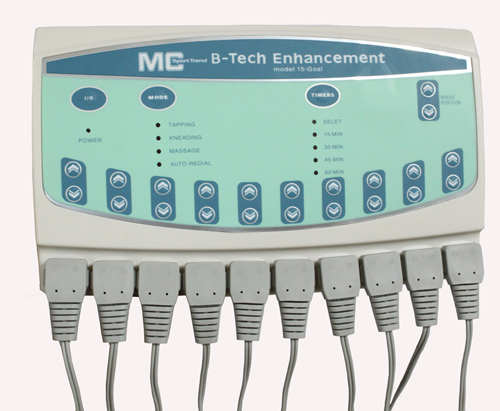 MC-007 - Microcurrent Skin Beauty Equipment Slimming Machine Spa