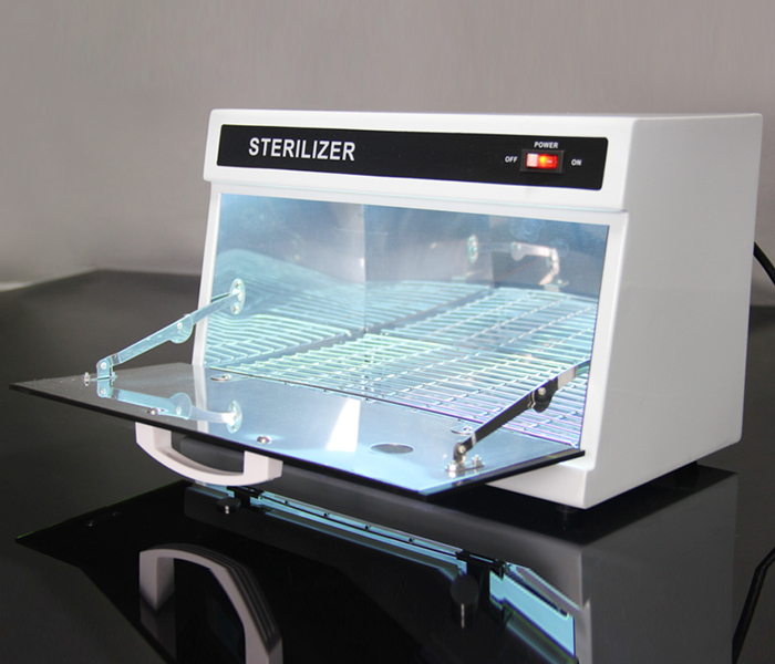 Digital uv tool sterilizer disinfection cabinet beauty for 3 methods of sterilization in the salon