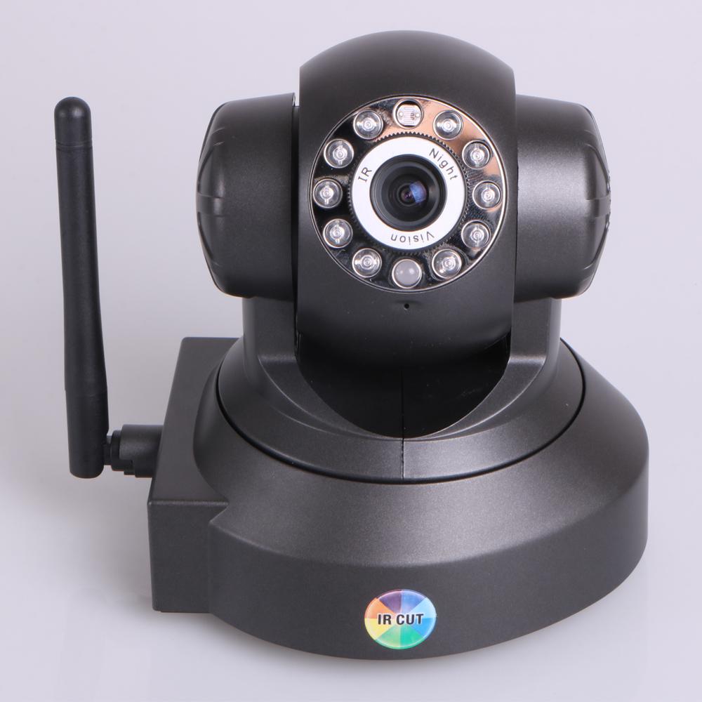 ir wireless outdoor ip camera alarm remote system. Black Bedroom Furniture Sets. Home Design Ideas