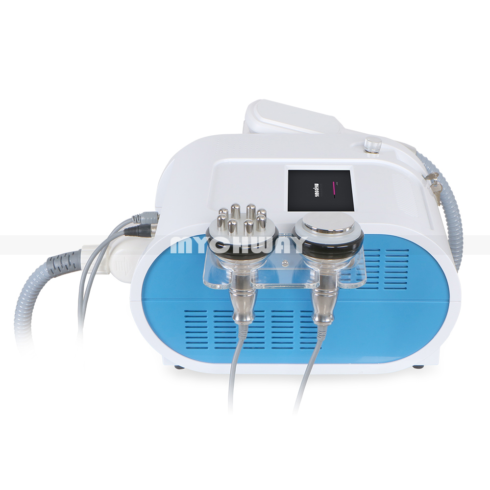 Vacuum Cold Slimming Therapy 40K Cavitation Fat Burn ...