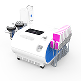 5in1 cooling vacuum cavitation 40k radio frequency skin care machine