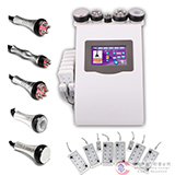 6-1 cellulite removal tripolar rf hot sale lllt fat cavitation body slim machine