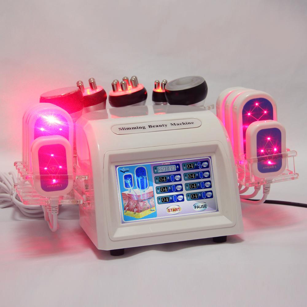 7in1 Ultrasonic Cavitation Radio Frequency Vacuum