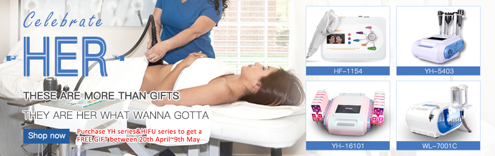 Bipolar RF Ultrasonic Cavitation Vacuum Fat