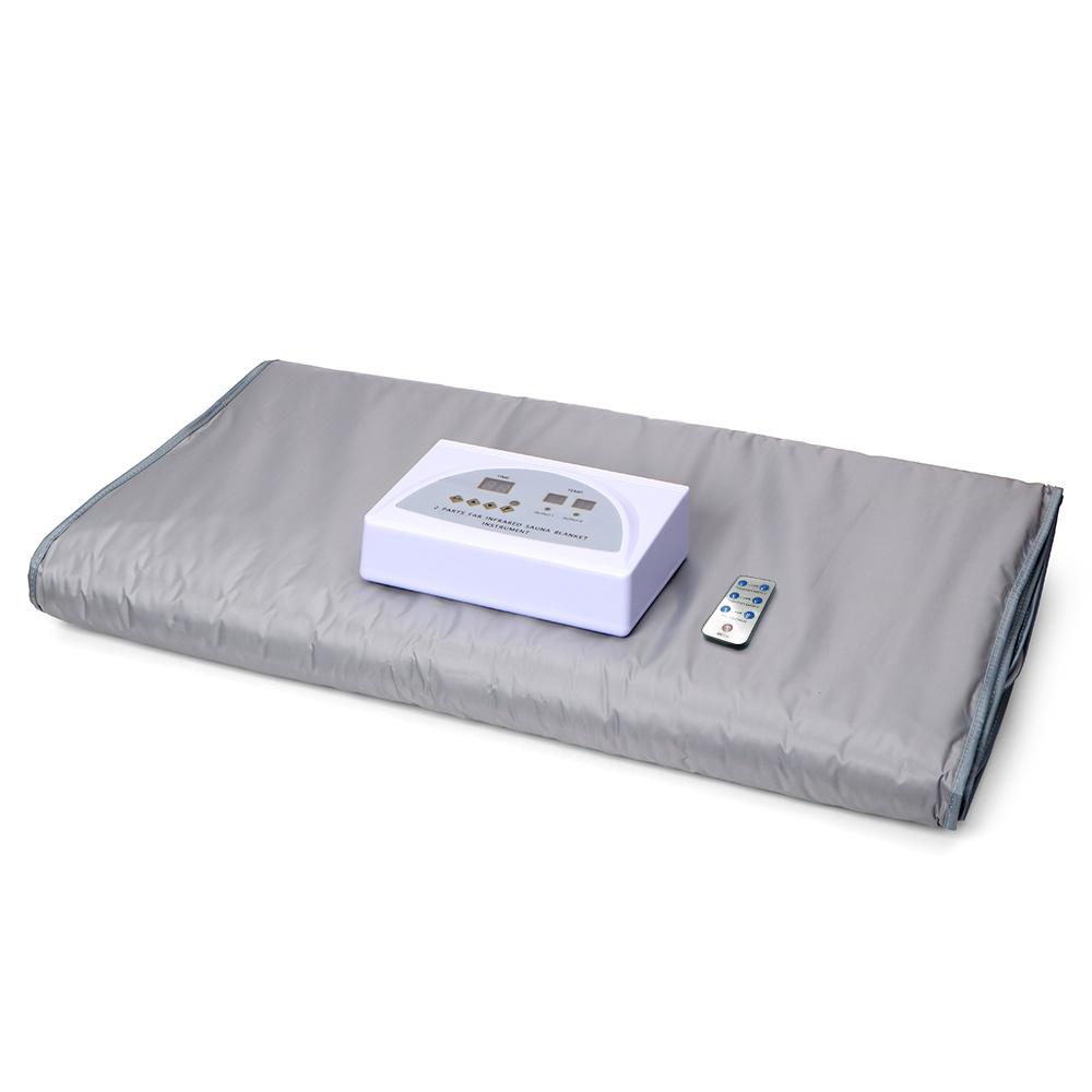 New Portable Sauna Blanket Fir Far Infrared Sauna Blanket