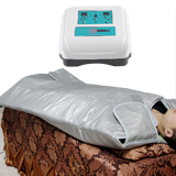 three sections detox & toxin removing infared slimming sauna blanket fat loss