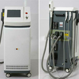 pro 3 in 1 nd-yag laser+ipl laser+rf hair removal anti-aging 1200w 10.4