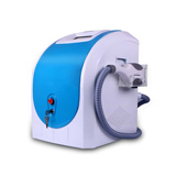 portable double handle elight shr hair removal skin rejuvenation beauty machine