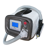 portable q-swith yag laser tattoo removal pigment skin care beauty equipment