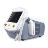 professional 808nm diode laser painless permanent body face hair removal machine