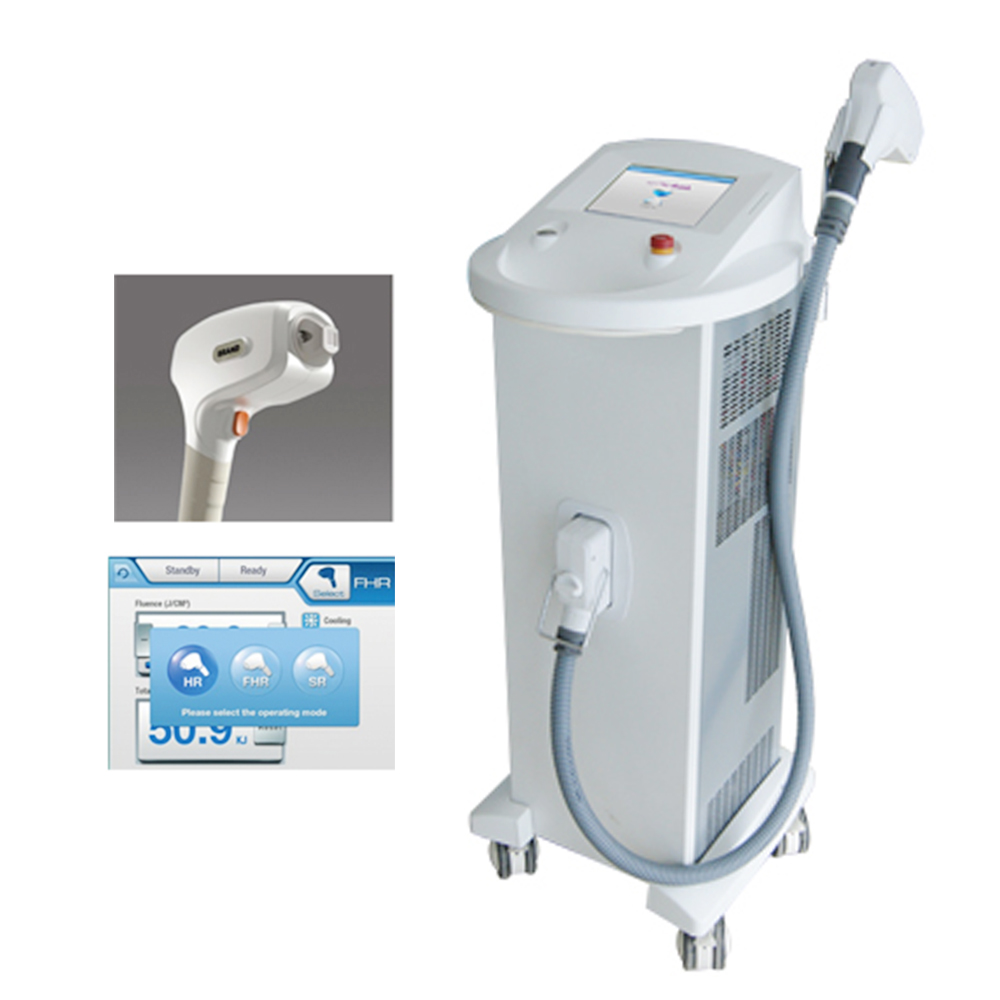 Professional 808nm Diode Laser Permanent Hair Removal