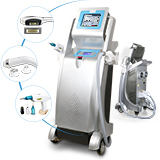 3in1 ipl rf hair removal yag laser tattoo removal beauty equipment e light salon