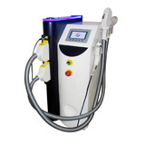 new professional 3-1 stand  ipl+rf+laser hair removal spa salon beauty machine