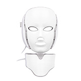 led photon facial&neck mask photodynamic therapy pdt skin rejuvenation 7 colors