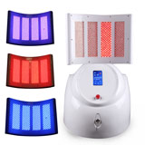 pdt led photon therapy folding treatment head 960 leds light beauty facial care