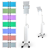 skin rejuventation machine pdt led light 7 colors photon therapy whitening lift