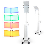 28a 4 colors pdt led bio-light therapy photon anti-aging beauty treatment device