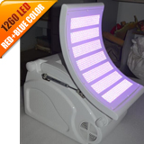 1260 leds pdt photon led phototherapy red blue colors skin rejuvenation acne