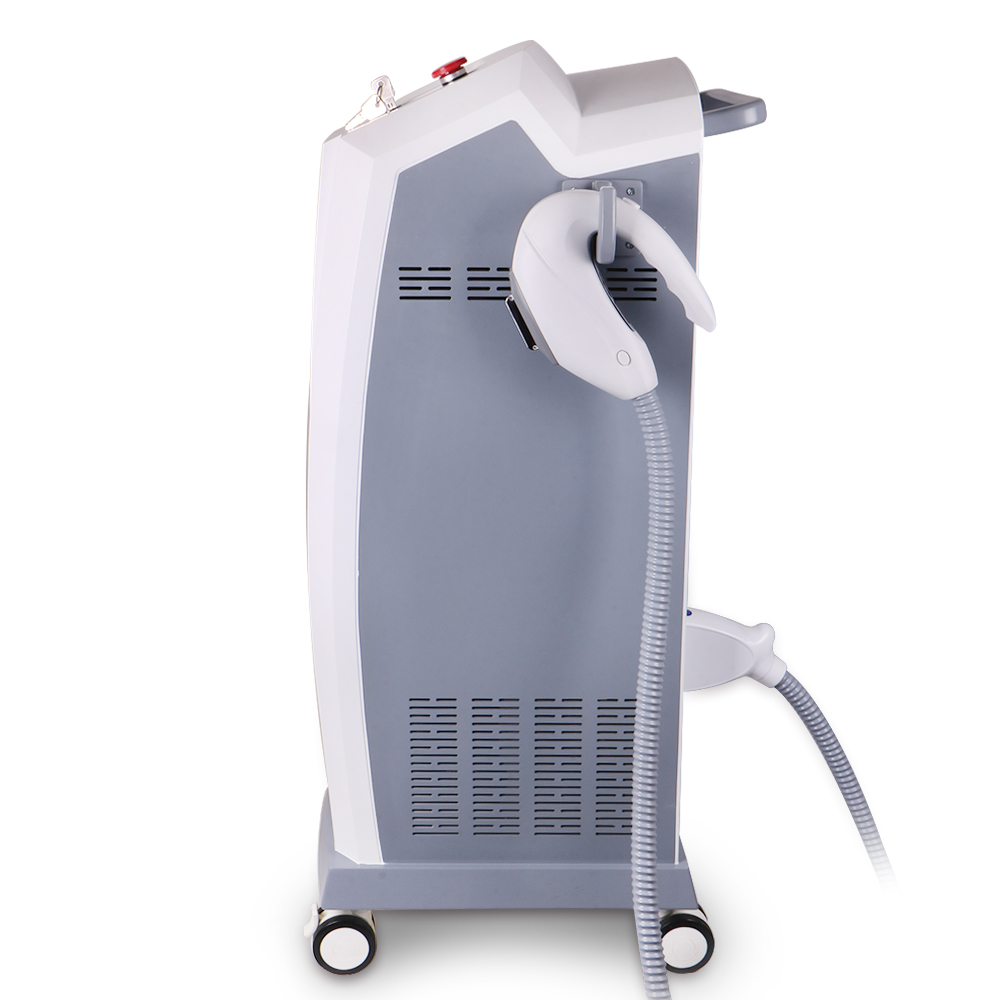 LT-V300 - E-light Ipl+ Radio Frequency Rf Laser Hair Removal Skin Rejuvenation Spa Machine
