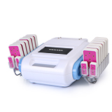 160mw lllt  lipo laser 2.0 weight loss fat burning removal 12 big+4 small pads