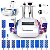 dual wavelength 650nm & 830nm diode  lipo laser slimming machine 16 laser pads