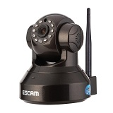 escam wifi wireless hd 720p ip network indoor home security night vision camera
