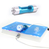 3in1 microcurrent  meso therapy +spray+led photon skin toning facial care device