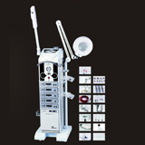 17in1 ultrasonic vacuum dermabrasion skin treatment muitifunctional spa machine