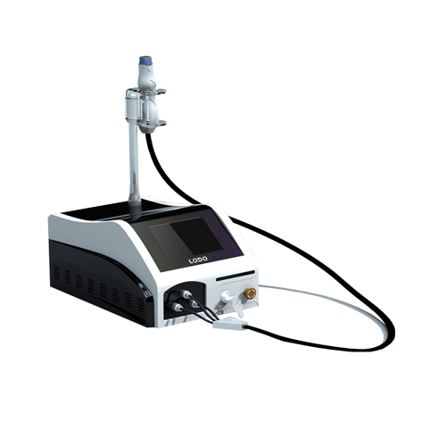 SR-EX13 - Portable Crystal Fractional Rf Radio Frequency  Beauty Skin Rejuvenation Machine