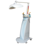 7 color led light photon therapy golden spoon face lift