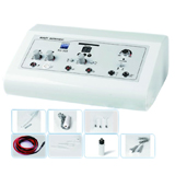 5in1 beauty machine ultrasonic+hf+spot removal+vacuum+spray facial skin care spa