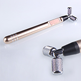 3d y-shaped nano pen skin lifting tighten smooth renewal microcurrent 630nm