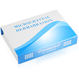 new replacement fits all diamond microdermabras?ion dermabrasion 9 tips 3 wands
