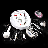 5in1microdermabrasiondermabrasion scrub+electronic breast enhancer musclemassage