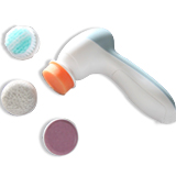 new the 4 in 1 electric clean beauty set for skin care