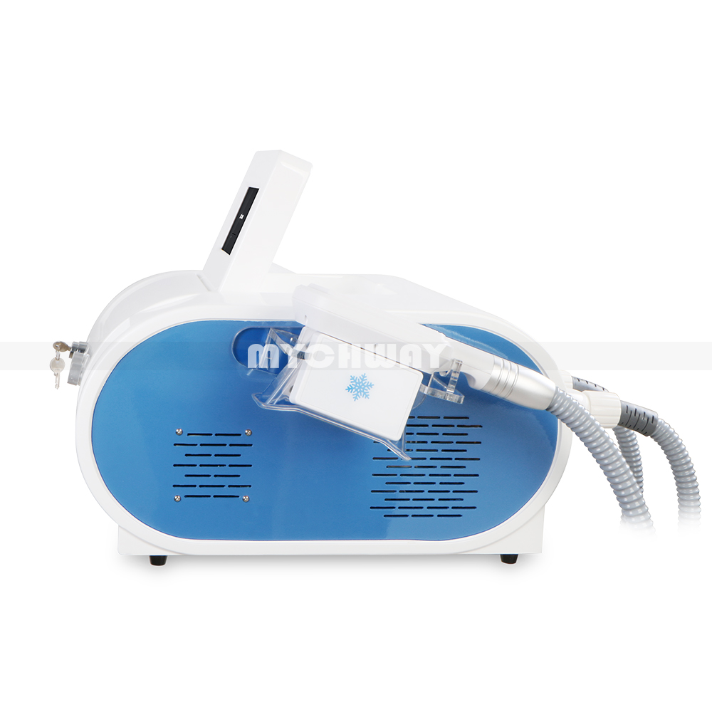 WL-7201C - Double Handles Cooling Systerm Frozen Slimming Cellulite Removal Equipment