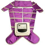 lymph drainage body slimming suit with air slimming suit detox machine