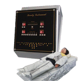 press otherapy infrared slimming machine cellulite removal air pressure blanket