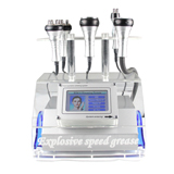 bipolar rf ultrasonic  cavitation vacuum slimming machine weight fat cellulite r