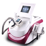 portable slim led led freezing vacuum rf red led light  roller slimming salon