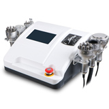 7in1 cavitation radio frequency vacuum bipolar multipolar photon slimming device