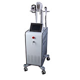 40k cavitation bipolar rf freezen polysis slimming  beauty machine