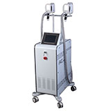double handpiece professional freezing fat cold cooling operate salon equipment