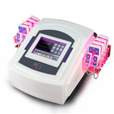 new 635nm-650nm  lipo laser lllt lipolysis 14080mw body slimming machine