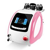 pink 4in1 40khz cavitation sixpolar tripolar bipolar rf lipo laser slimming