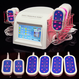650nm lipo laser 6pads weight loss  lipolaser cellulite lipolysis slim machine